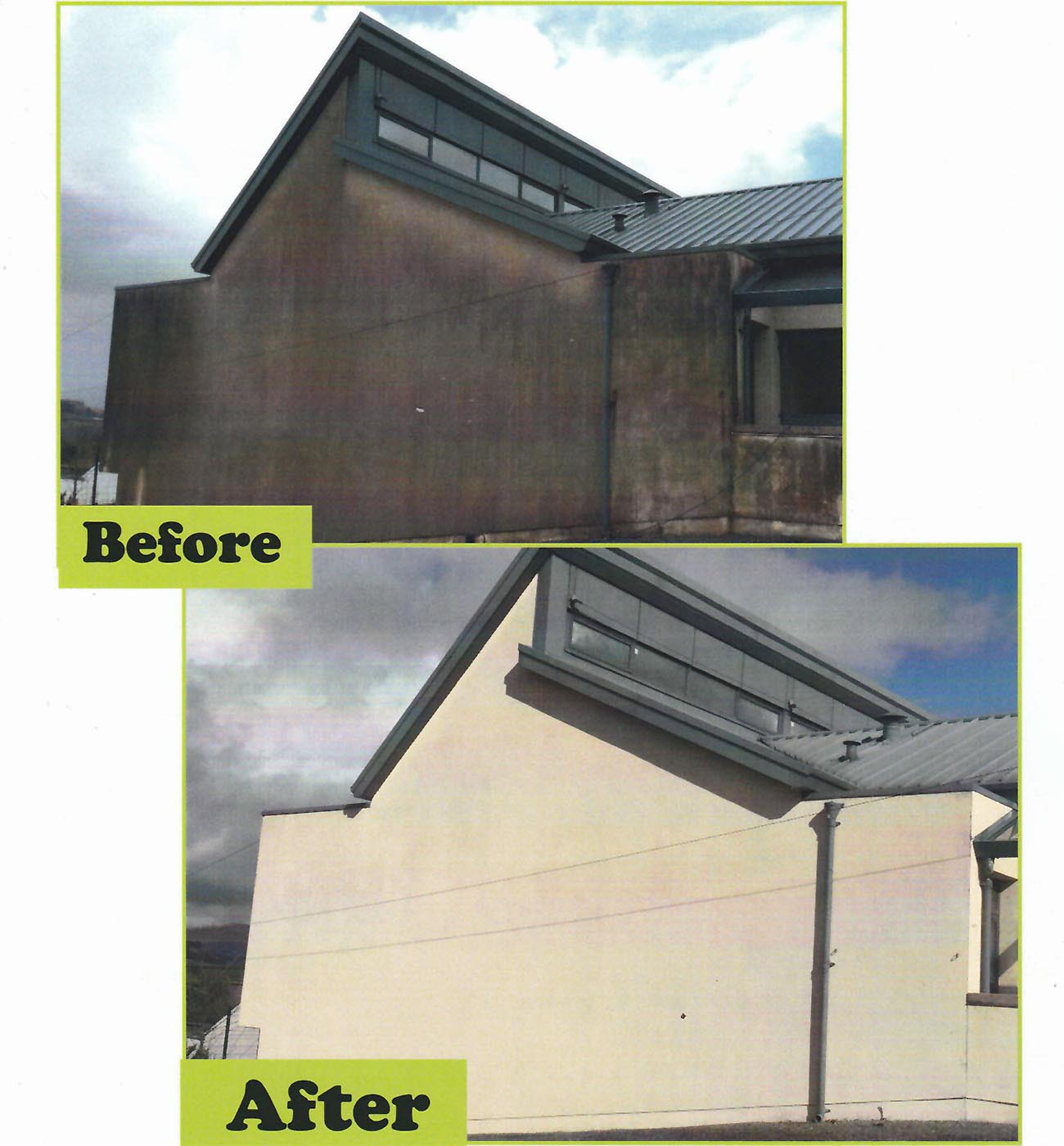 Exterior Cleaning Limerick